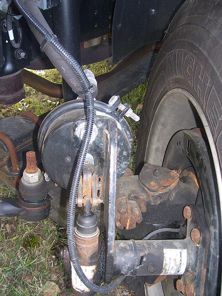 Slack adjuster air brake c versatile training solutions